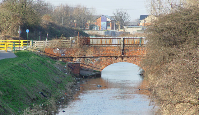 Stepney Lane Bridge, Hull