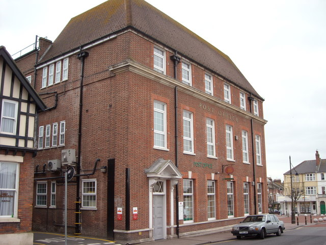 Post Office, Bexhill-on-Sea