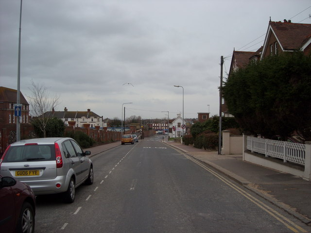 Station Road, Bexhill-on-Sea