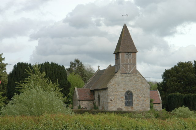 Buildwas Church