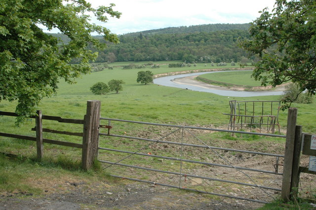 The Severn Valley between Buildwas & Leighton