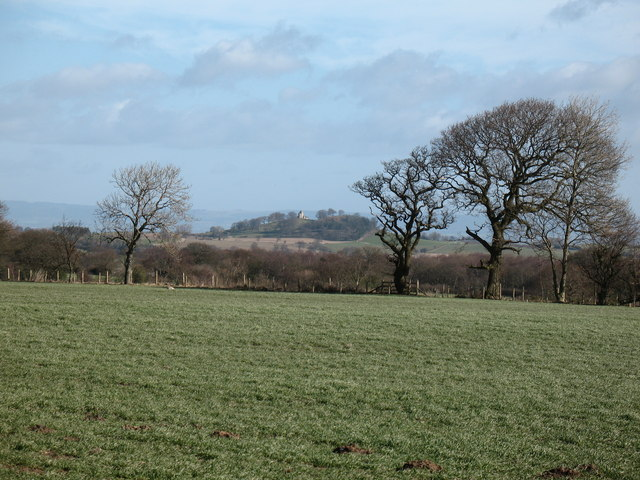Farmland at Gillmoor