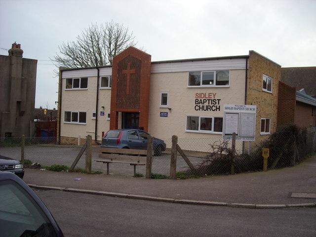 Baptist Church, Sidley