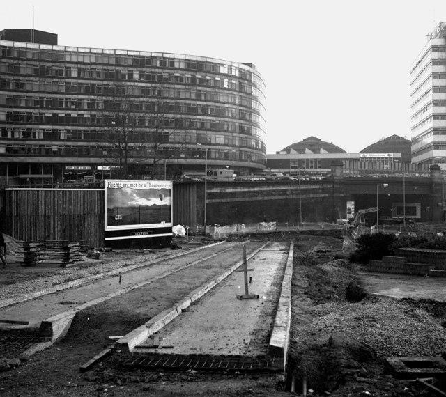 Former car park off London Road
