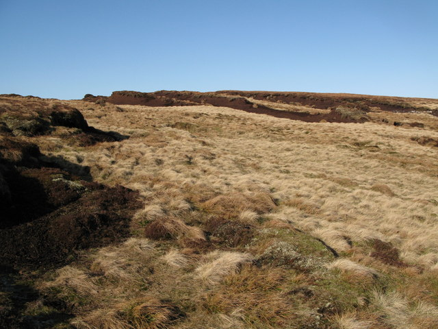Peat haggs on Chapelfell Top (5)