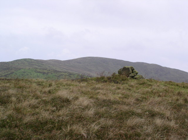 Big Fell Summit