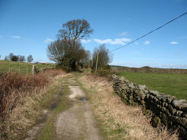 On the Nidderdale Way