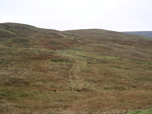 Path to Big Fell