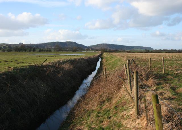 Beginnings of the River Weaver