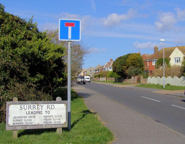 Surrey Road, Seaford