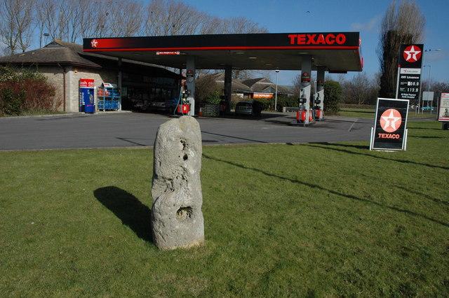 Tibble Stone and Texaco Garage, Teddington Hands