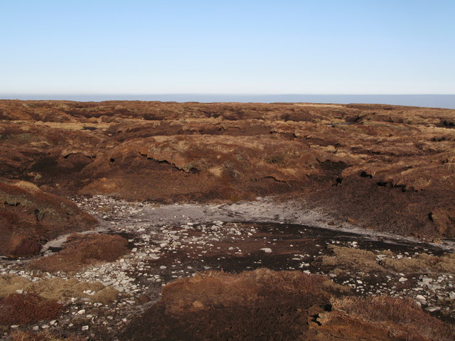 Peat haggs on Chapelfell Top (6)