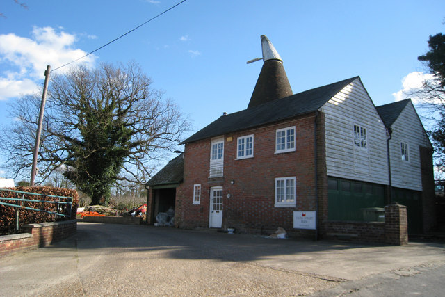 The Oast, Hazel Street Farm, Spelmonden Road, Horsmonden, Kent