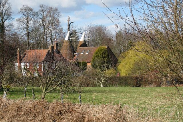 Ashdown Oast, Lamberhurst Road, Horsmonden, Kent