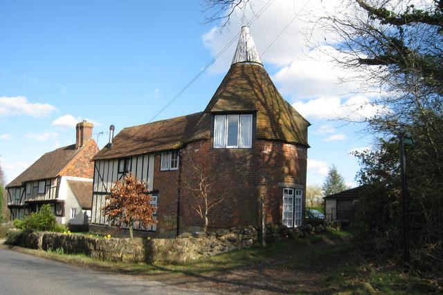 Westenhanger Oast, Maidstone Road, Horsmonden, Kent