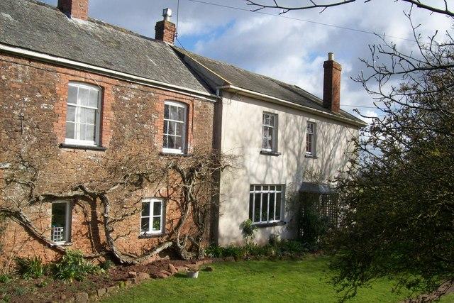 Mosshayne Farmhouse