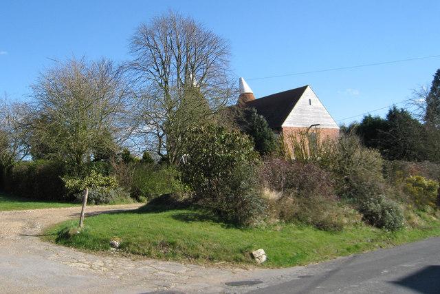 Elphicks Oast, Spelmonden Road, Horsmonden, Kent