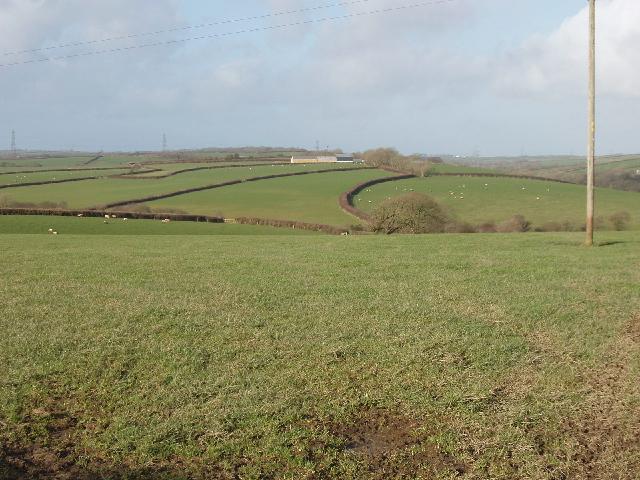 Field by High Trossell