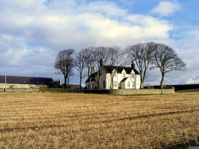 Seafield Farm , Cullen