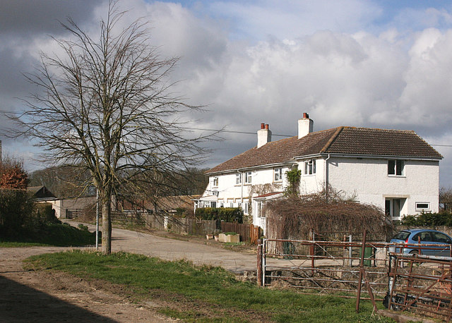 2008 : Cottages at East Town near Steeple Ashton