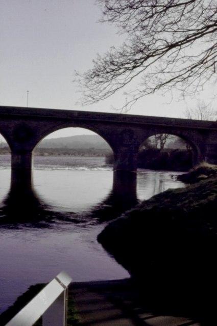 Tyne Bridge Hexham
