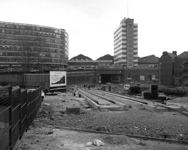 Former car park off London Road, Manchester
