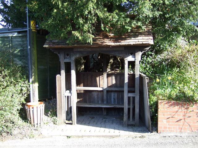 Rev Grubb memorial seat