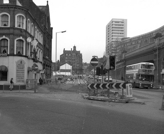 London Road, Manchester