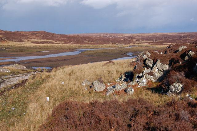 Abhainn Ceann Loch Eishort
