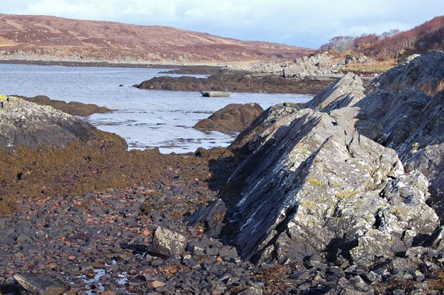 Loch Eishort at Drumfearn