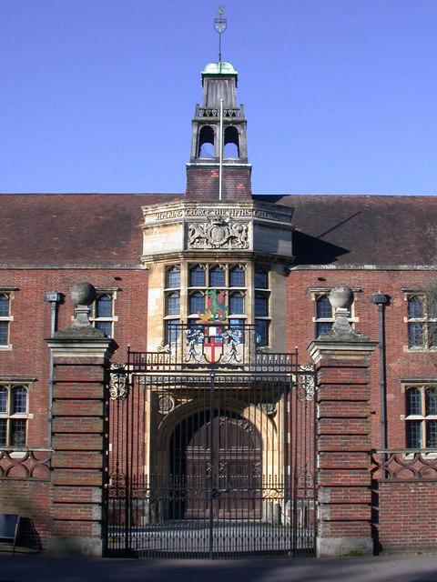 Gateway to The Leys School