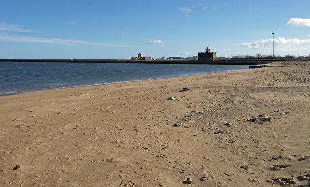 North Herd Sand, South Shields