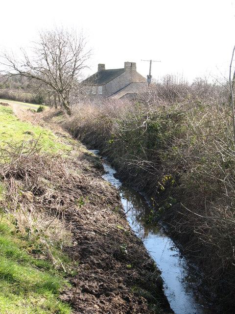Mill Race, Woodfield Mill