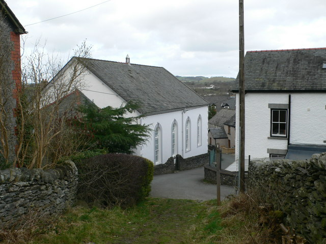 Bethesda Chapel, Corwen