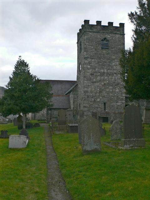 St Mael & St Sulien, Corwen