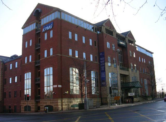 KPMG Offices - Neville Street