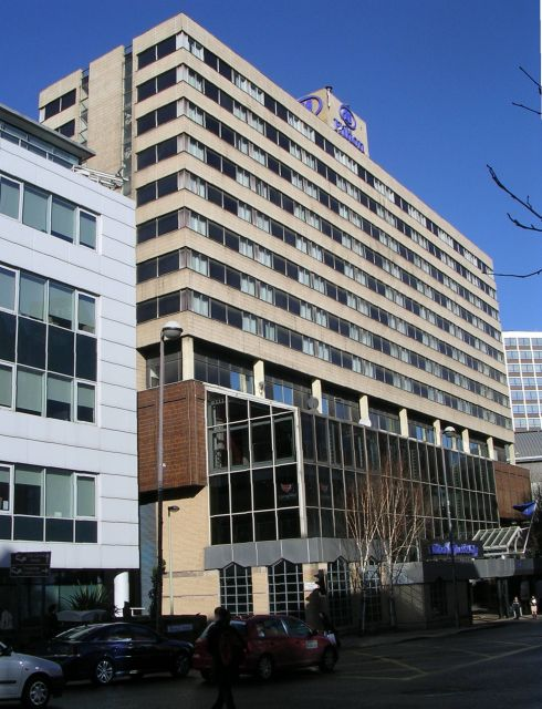 Hilton Hotel - Neville Street