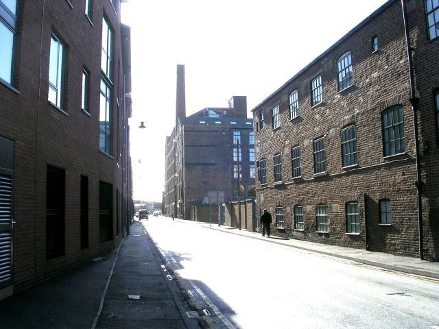 Marshall Street - Water Lane
