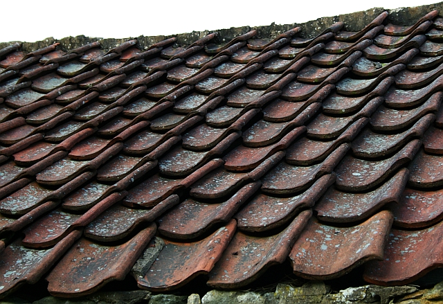 Roof Tiles at Brown Head Farm (1)