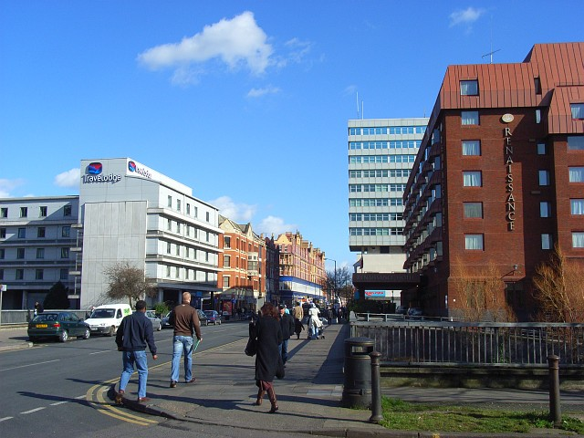 Oxford Road, Reading
