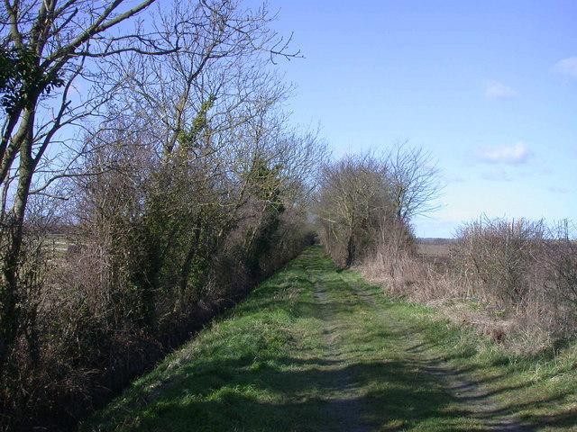 Bridleway to Comberton