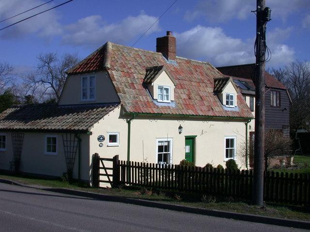 Pear Tree Cottage, Barton Road