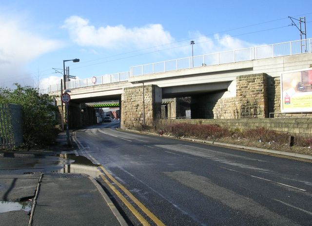 Bridge ELN/4 - Water Lane