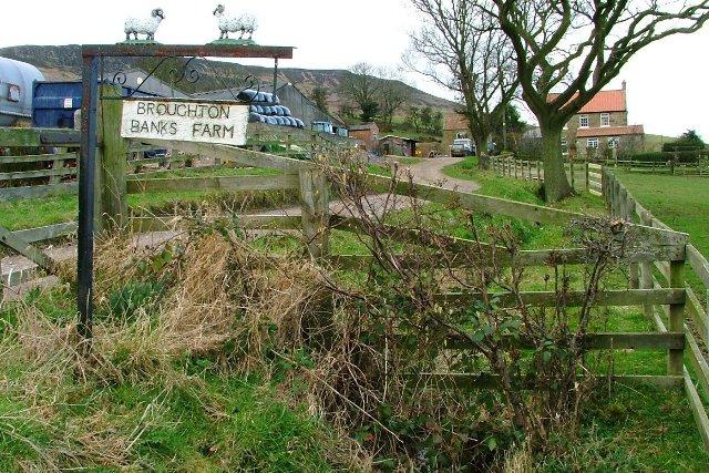 Broughton Bank's Farm