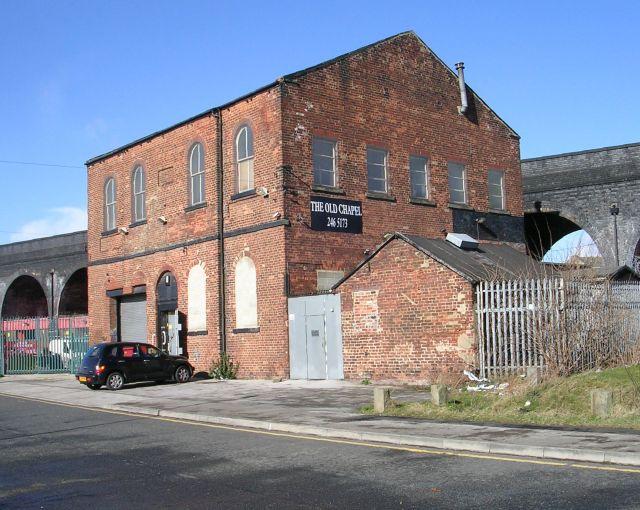 The Old Chapel - Czar Street, Bridge Street