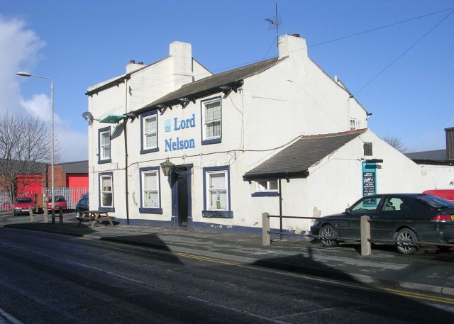 The Lord Nelson - Holbeck Lane