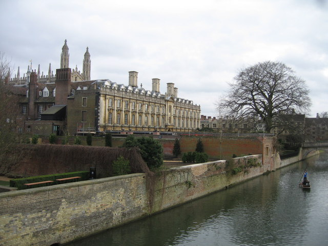 Clare College - Old Court