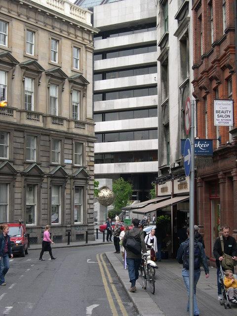 Trinity Street, Dublin