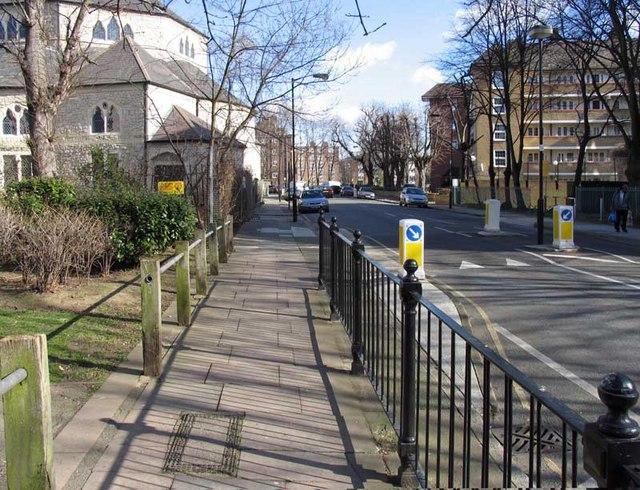 Carleton Road, London N7