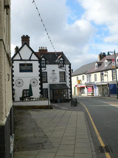 Bridge Street, Corwen